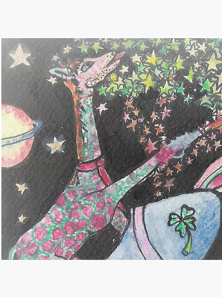 Giraffic Attack (by Alana) by girafficapt