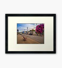 Parrsboro NS Framed Print