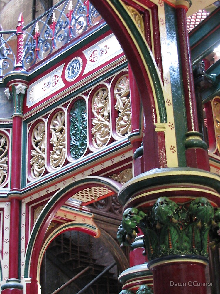 Crossness Pumping Station by Dawn OConnor