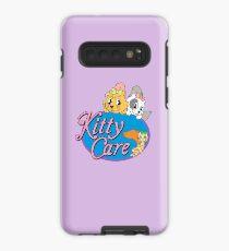 Kitty Care logo Case/Skin for Samsung Galaxy