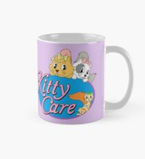 Kitty Care logo Classic Mug