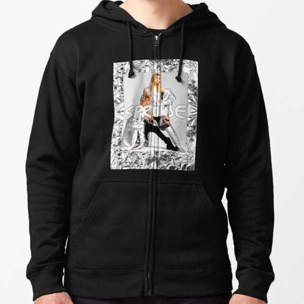 GIRL OF THE YEAR Zipped Hoodie