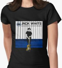 TOUR 2018 JACK WHITE BOARDING HOUSE REACH Women's Fitted T-Shirt