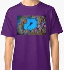 The blue Window Classic T-Shirt