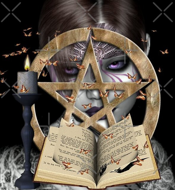 spellbound .. a witch`s tale by LoneAngel
