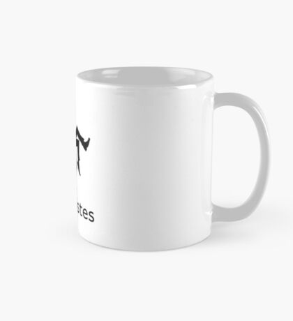 The Rolistes Podcast - Silly Walk (Mono) Mug