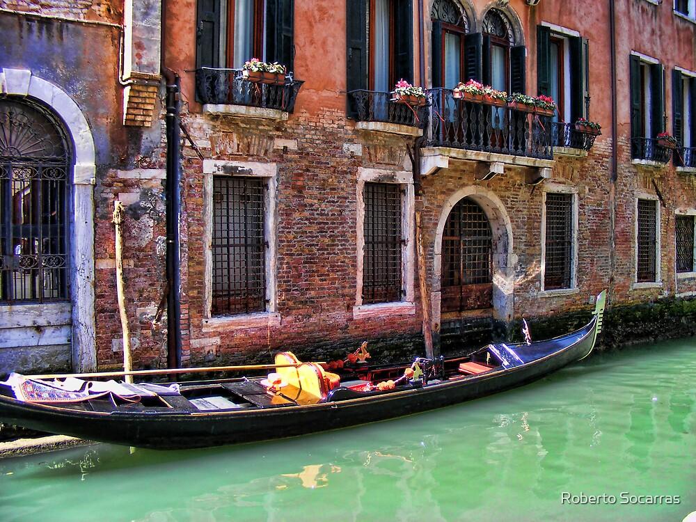 Venezia sin ti by Roberto Socarras