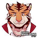 Khan the Tiger by Kemono Mahjong