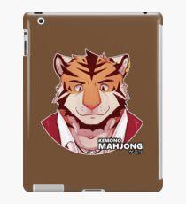 Khan the Tiger iPad Case/Skin