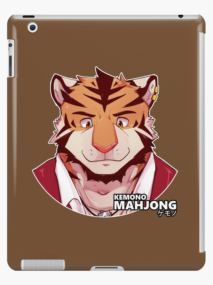 Khan the Tiger by Kemono Mahjong