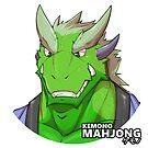 Haruto the Dragon by Kemono Mahjong