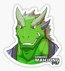 Haruto the Dragon Sticker