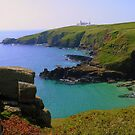 Cornwall: Looking Back to the Lizard by Rob Parsons