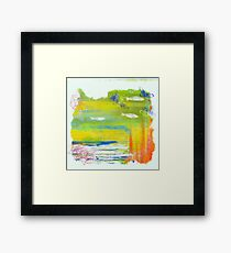 The Dream Of The Autonomous Submersible Framed Print