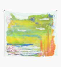 The Dream Of The Autonomous Submersible Wall Tapestry