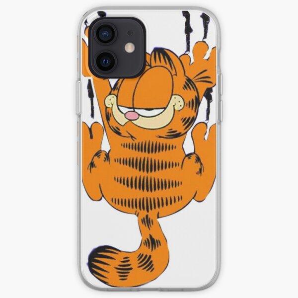 Coques et étuis iPhone sur le thème Garfield | Redbubble