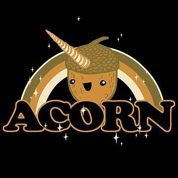 Acorn by wytrab8
