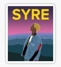 Jaden SYRE Short Sticker