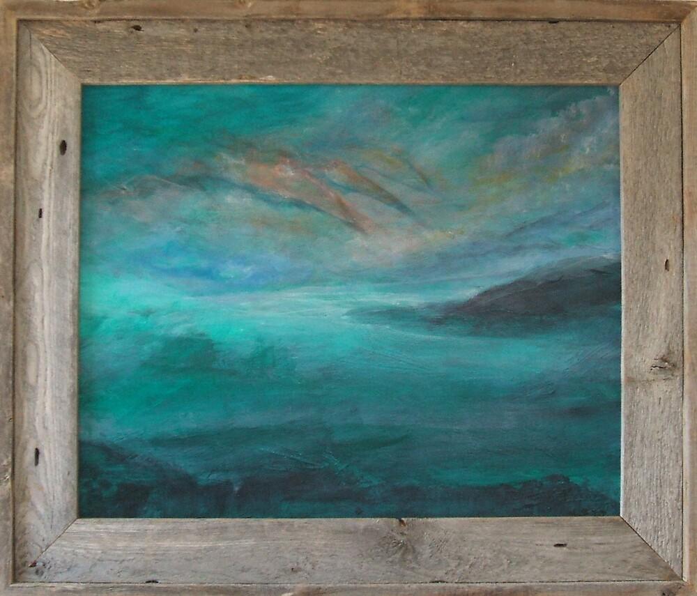 Sea Island by ArtByLinda