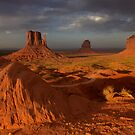 Monument Valley by Thomas Peter
