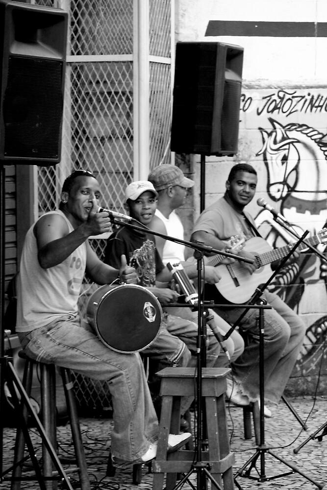 Brazilian Band by Alice Rey