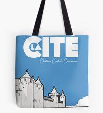 Cité de Carcassonne - Château Comtal Tote Bag