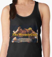 The WrassleCast logo Women's Tank Top