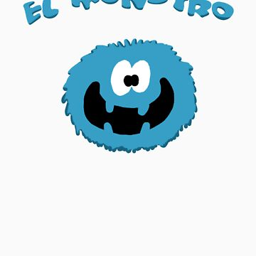 El Monstro by EddieCool