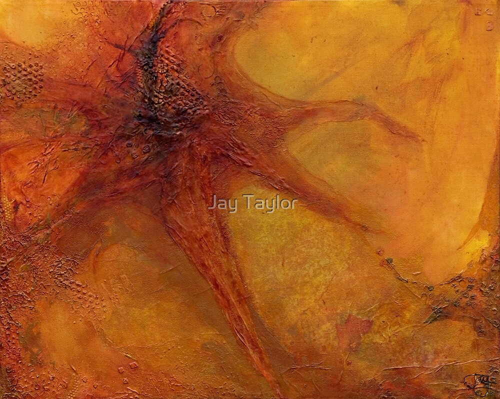 Organic, Orange by Jay Taylor