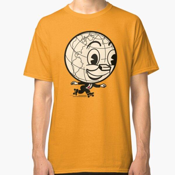 The World on Skates Classic T-Shirt