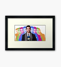 Groundhog Day the Musical Framed Print