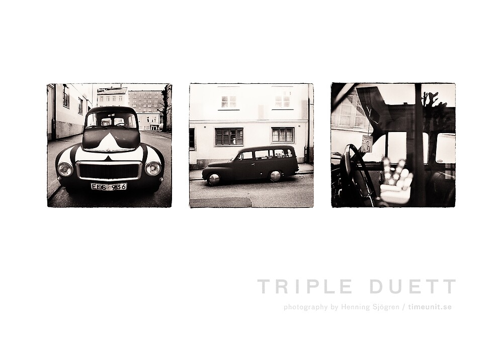 Triple Duett (card) by timeUnit