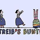 Treib's bunt - die Version mit URL in noch mehr Farben von Susanne Taggruber