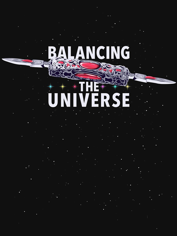 Balancing the Universe by ChristosEllinas