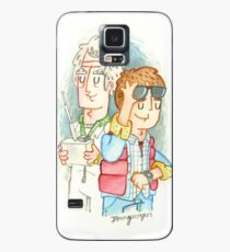 Doc & Marty Case/Skin for Samsung Galaxy