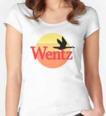 WaWentz 1 Women's Fitted Scoop T-Shirt