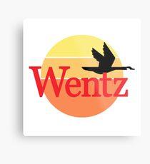 WaWentz 1 Metal Print
