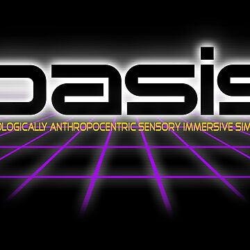 OASIS (Ready Player One, Halliday, Anorak)  by marcovhv