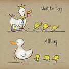 Muttertag - Alltag von Susanne Taggruber