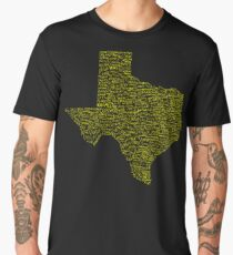 Deep In The Heart Men's Premium T-Shirt