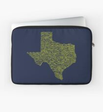 Deep In The Heart Laptop Sleeve