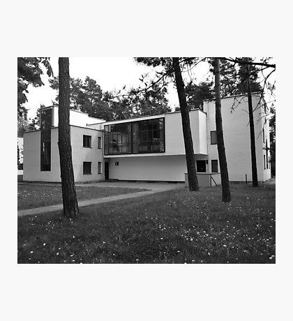 Bauhaus : Meisterhaus Photographic Print