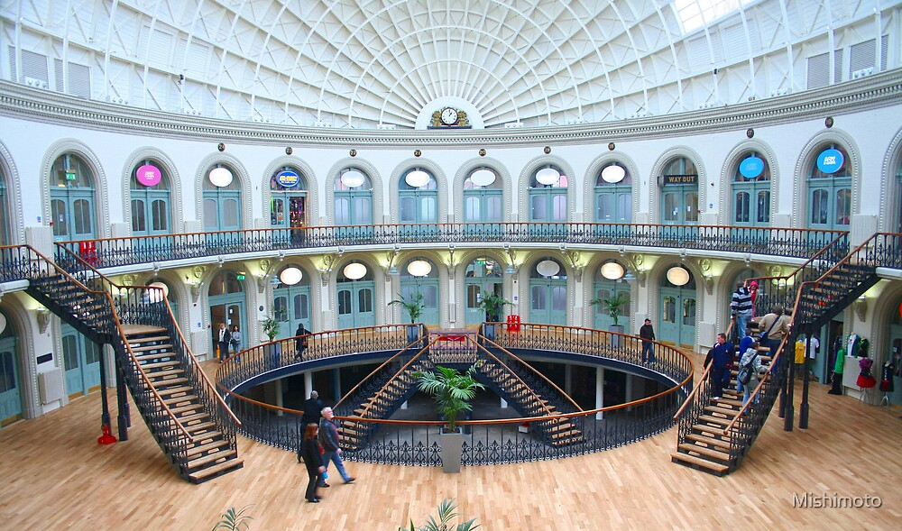 Corn Exchange, Leeds by Mishimoto