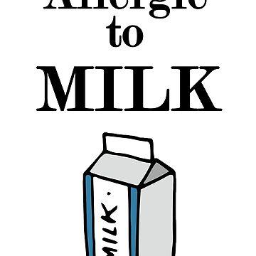 Milk Allergy by JenniferM98