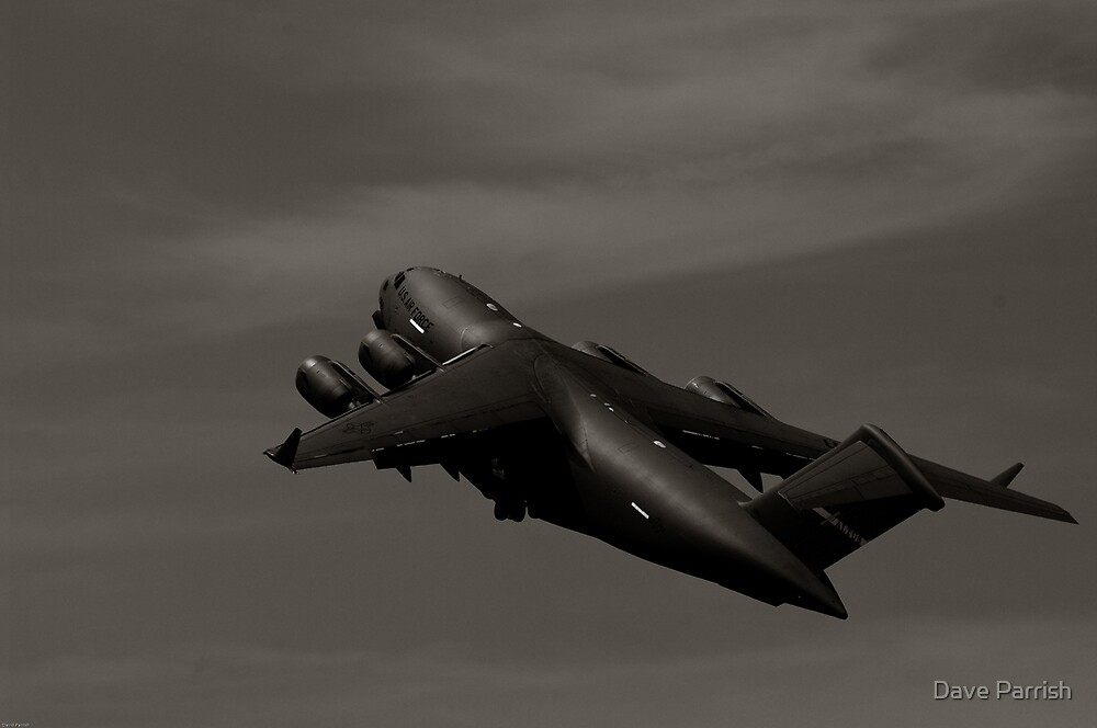 Globemaster by Dave Parrish