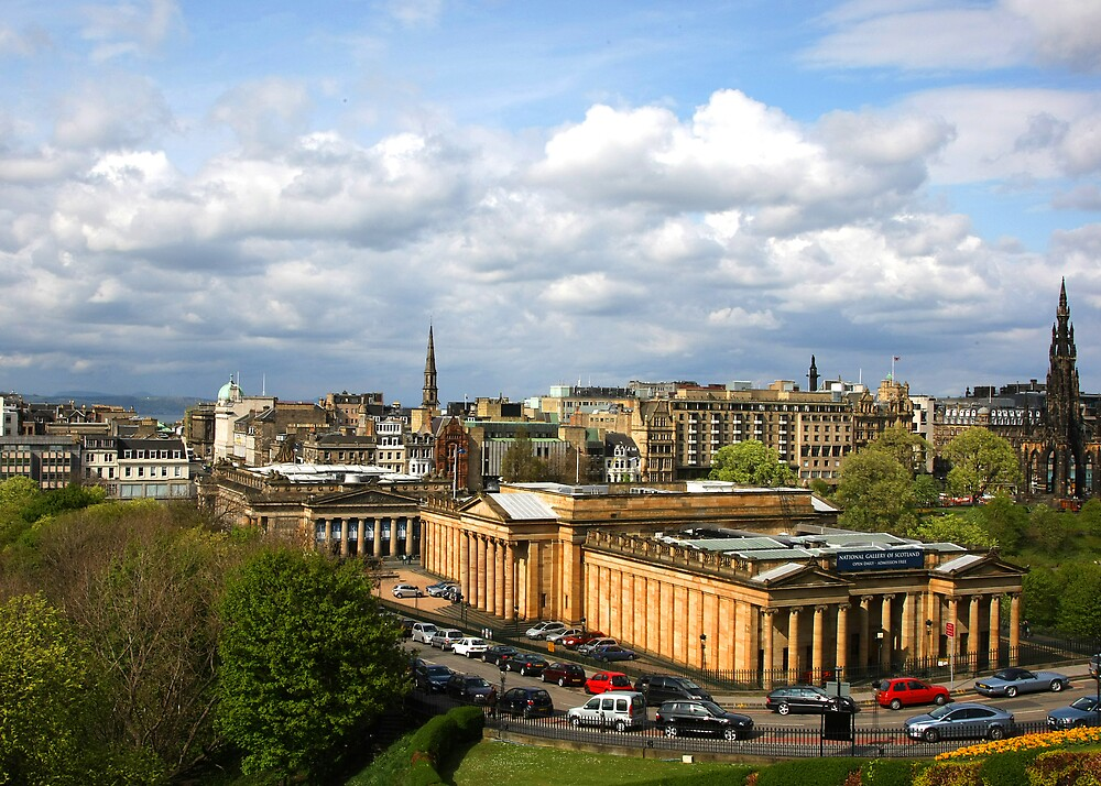 National Gallery of Scotland by dsargent