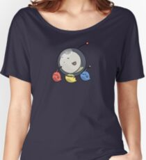 Super Smash Boos - Pikmin & Olimar Women's Relaxed Fit T-Shirt