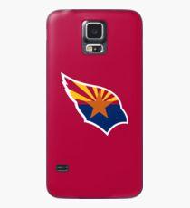 Kardinal Flagge 3 Hülle & Klebefolie für Samsung Galaxy