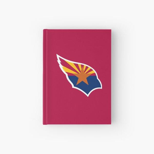 Cardinal Flag 3 Hardcover Journal