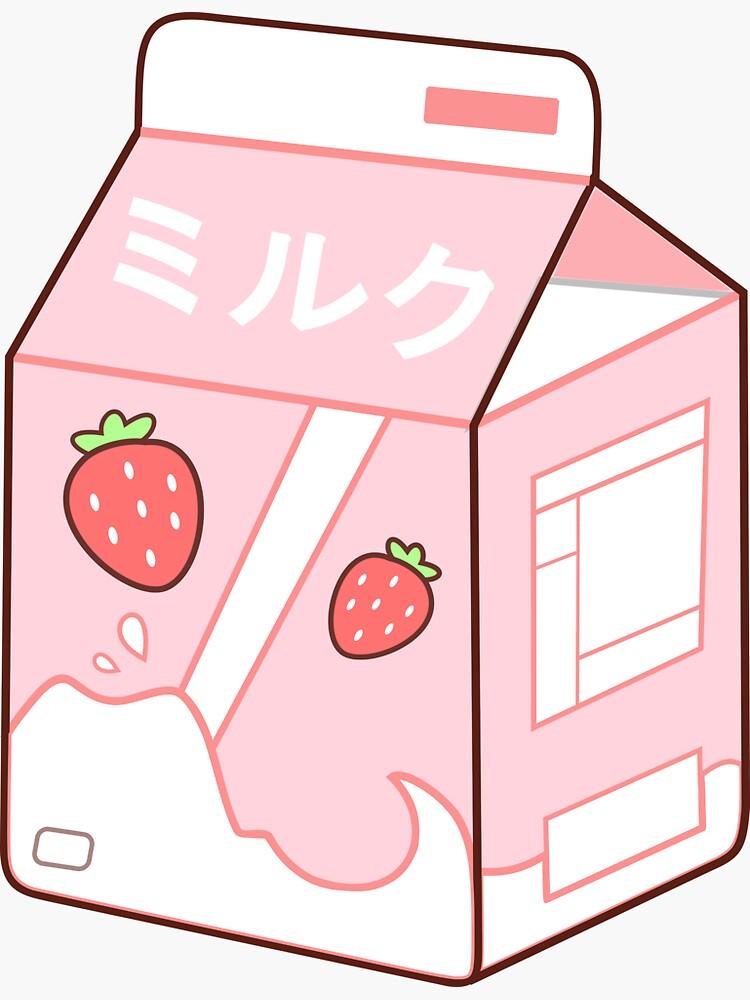Strawberry Milk by BeeReckless